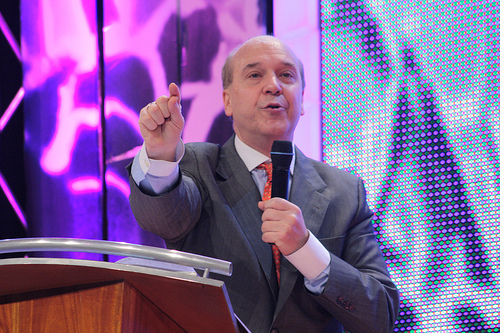 Religión O Comunión Con Dios – Claudio Freidzon